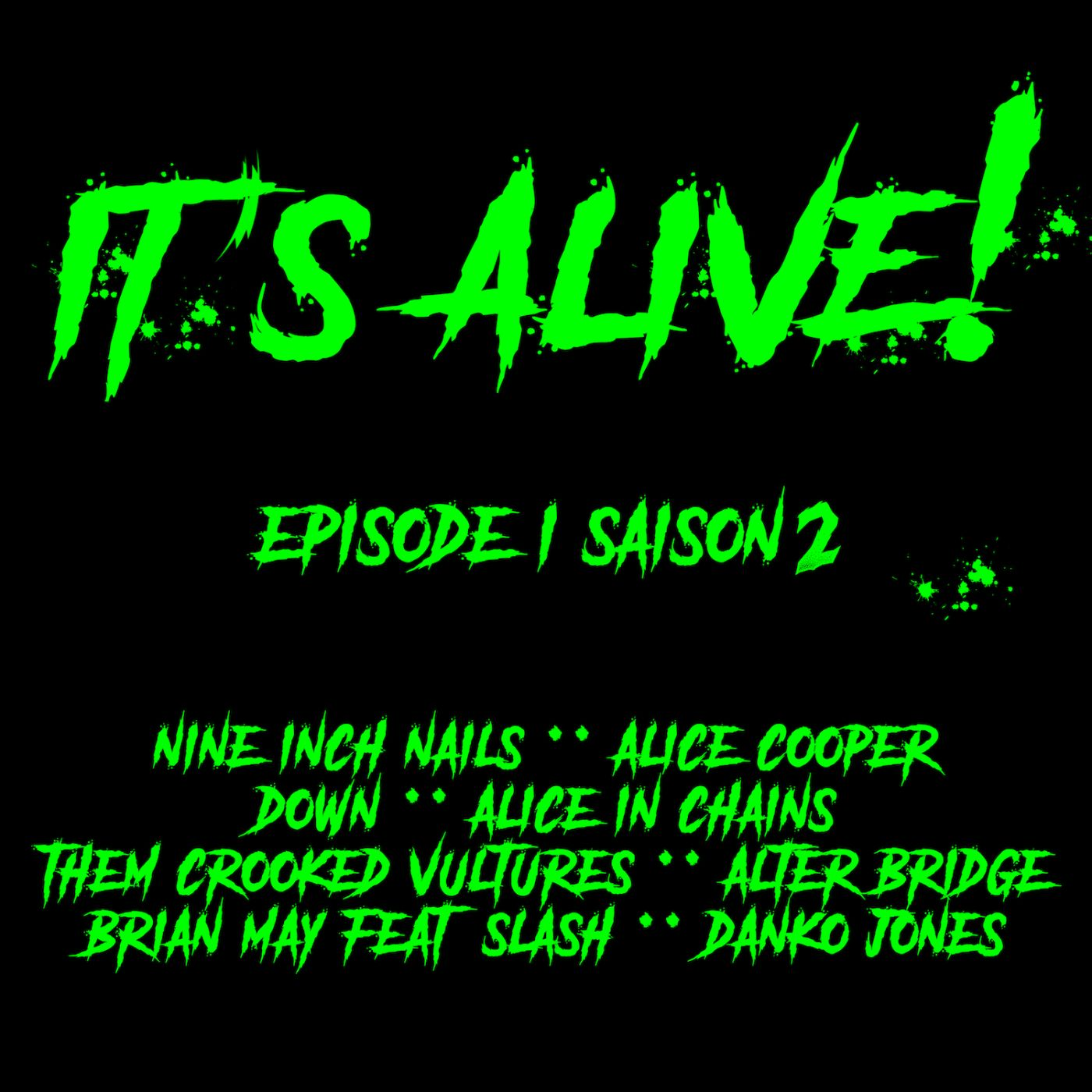 It's Alive! Episode 1 Saison 2