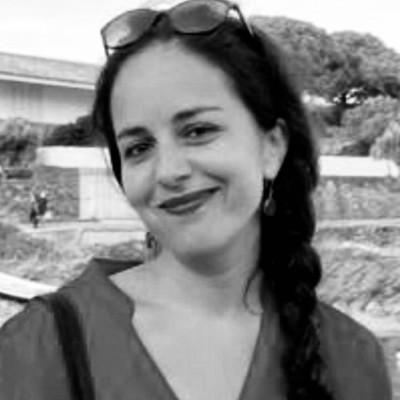 Ghazal G., journaliste iranienne cover