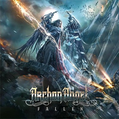 image 213Rock Podcast Harrag Melodica Archon Angel - Fallen 04 12 2019 Free App Vinylestimes