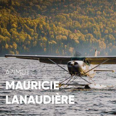 Mauricie & Lanaudière au Québec cover