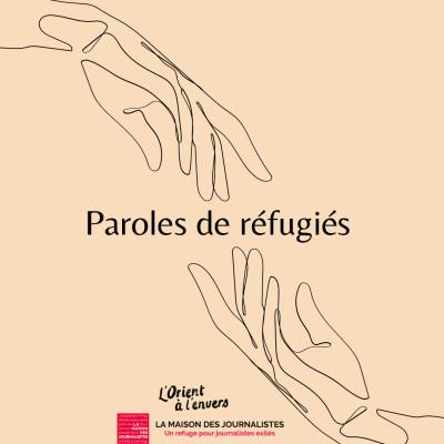Paroles de réfugiés avec Dara, caricaturiste iranien cover