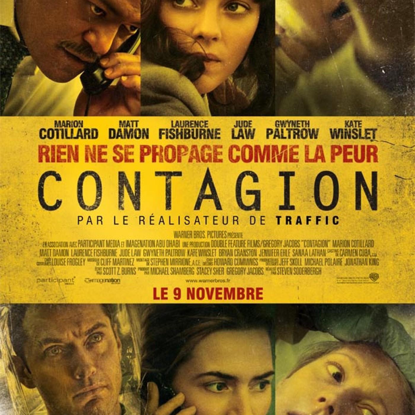 """Succès du film """"Contagion"""" en 2020 : Quelle suite prévue ?"""