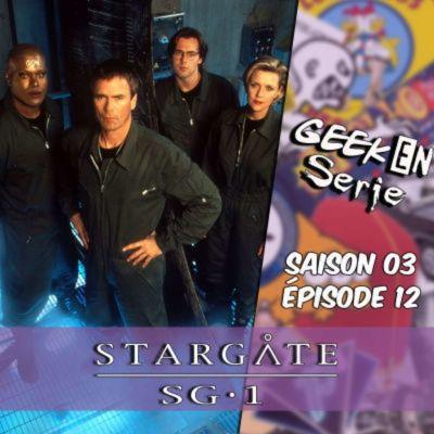 image Geek en série 3x12: Stargate