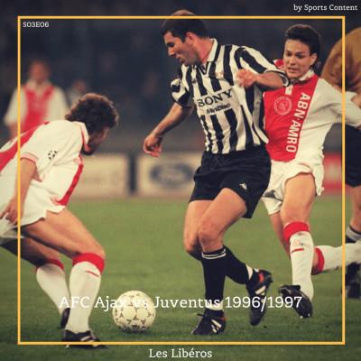 Ajax Amsterdam - Juventus Turin 1/2 LDC 1997 cover