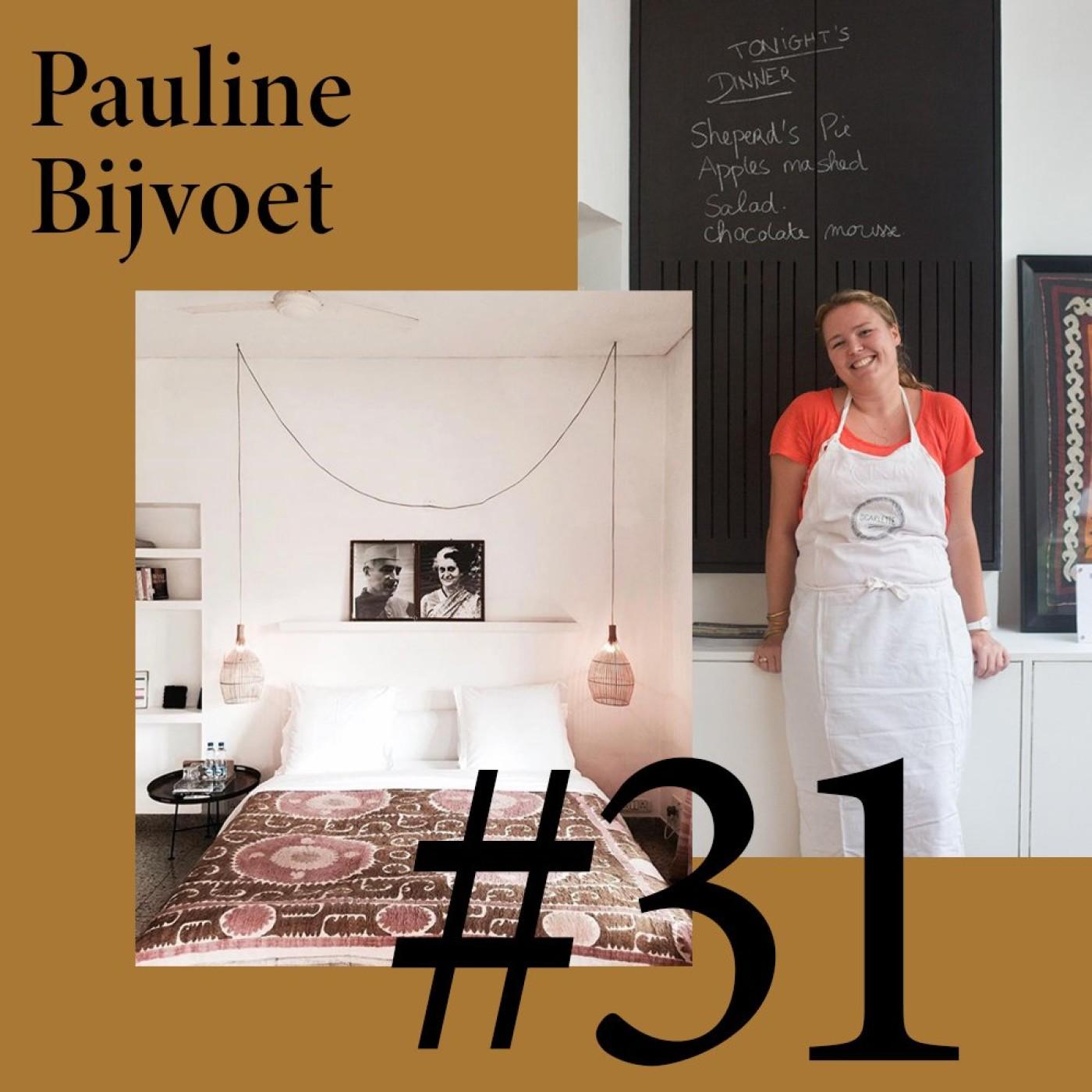 """#31 Pauline Bijvoet (Scarlette) """"Aujourd'hui c'est simple de travailler à l'étranger"""""""