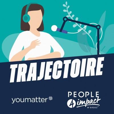 Trajectoire, le podcast des solutions à impact cover