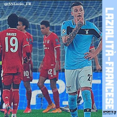Debrief Lazio Bayern avec Eric Maggiori (So Foot) cover