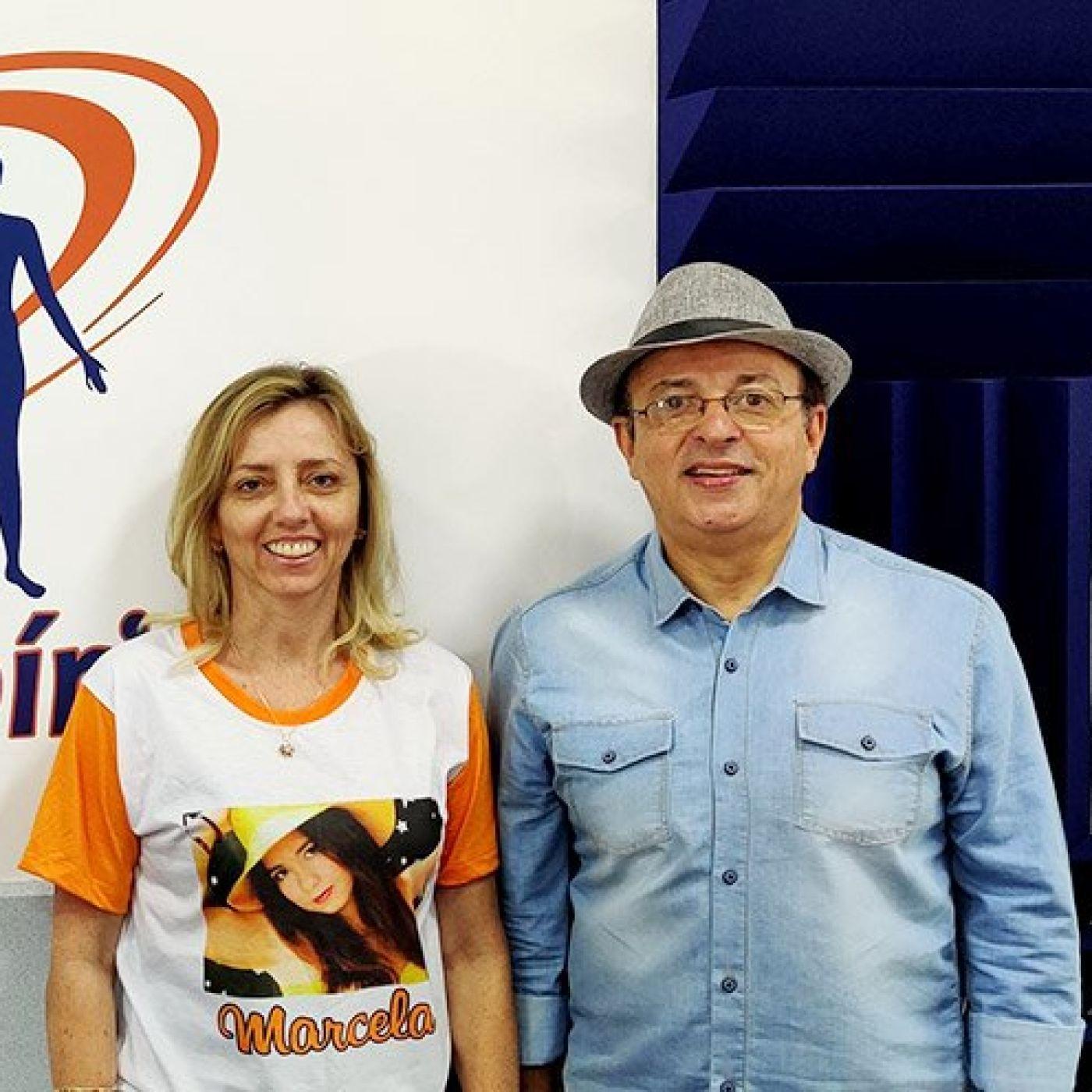 743 - Entre os Dois Planos com Jorge Reis, Fernanda e Ed Moreno (Novo Estúdio Chico Xavier)