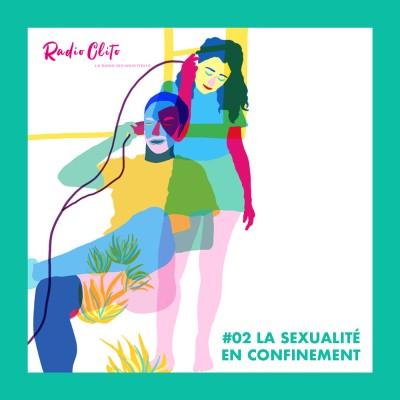 #02 RADIO CLITO - LA SEXUALITÉ EN CONFINEMENT cover