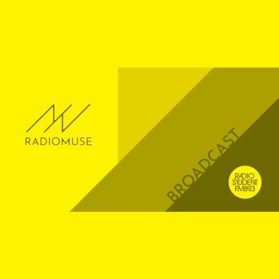 RadioMuse #1   Radio Študent Ljubljana cover