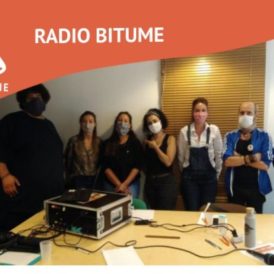 Radio Bitume - Paris - Emission n°26 – 25 août 2020 cover