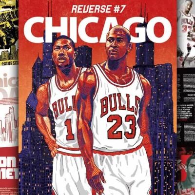 Thumbnail Image Episode #8 - Tout savoir sur la culture basket de Chicago avec le Mook REVERSE #7