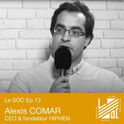 #13 -Alexis COMAR- Phénotypage et Agriculture 4.0, quelles évolutions? cover
