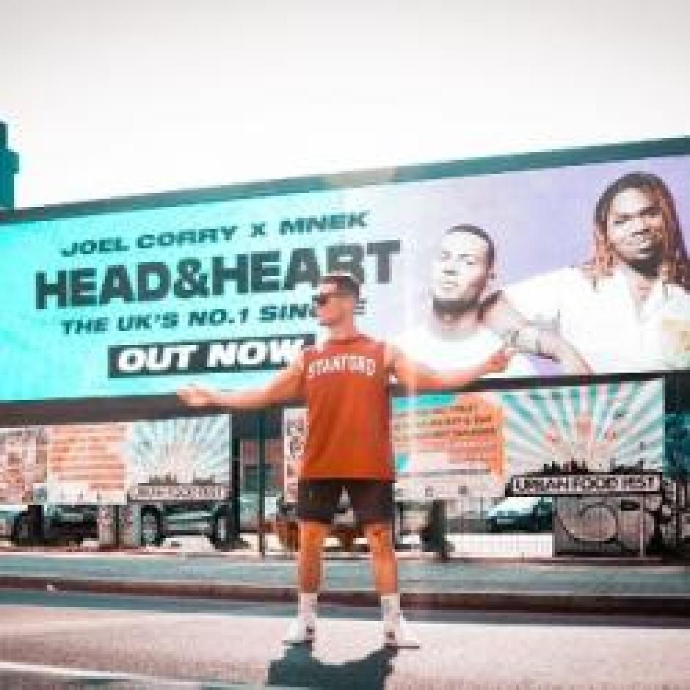 Music News de La Matinale FG : Head & Heart de Joel Corry