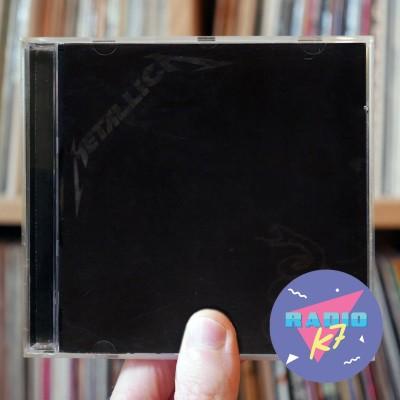"""Metallica """"Black Album"""" (1991) avec Greg Cook (C2000) : le disque qui va inscrire le métal au sommet des charts cover"""