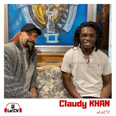 #19. Claudy Khan, artiste singulier aux influences plurielles cover