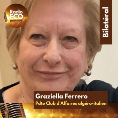 Graziella Ferrero I DG Iterchimica Algérie cover
