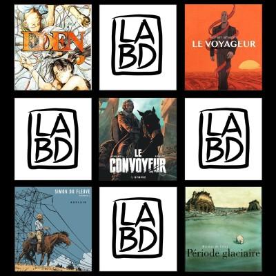 Podcast de la librairie LaBd Lyon 04 / Episode 3 cover