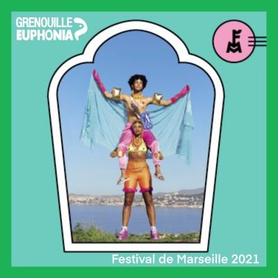 Festival de Marseille #2021 - Radio Grenouille cover