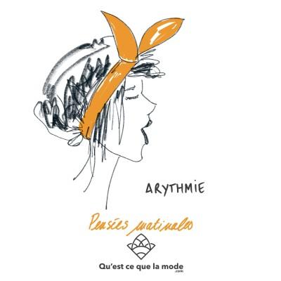 (pensée #10) Arythmie cover