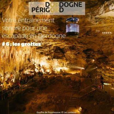 # 6 : les grottes et abris cover
