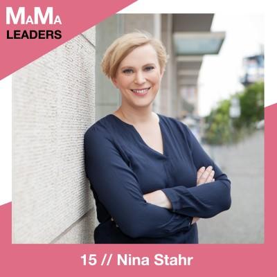 15. Nina Stahr über Kinderrechte, Frauenquote und politische Arbeit mit 3 Kindern cover