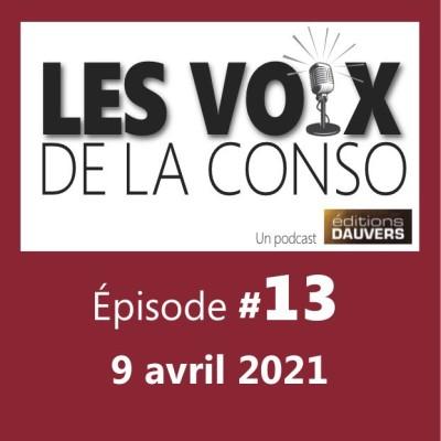 Épisode #13 : [La déflation s'installe durablement – Aldi a dépensé 200 M€ en publicité en 2020] cover