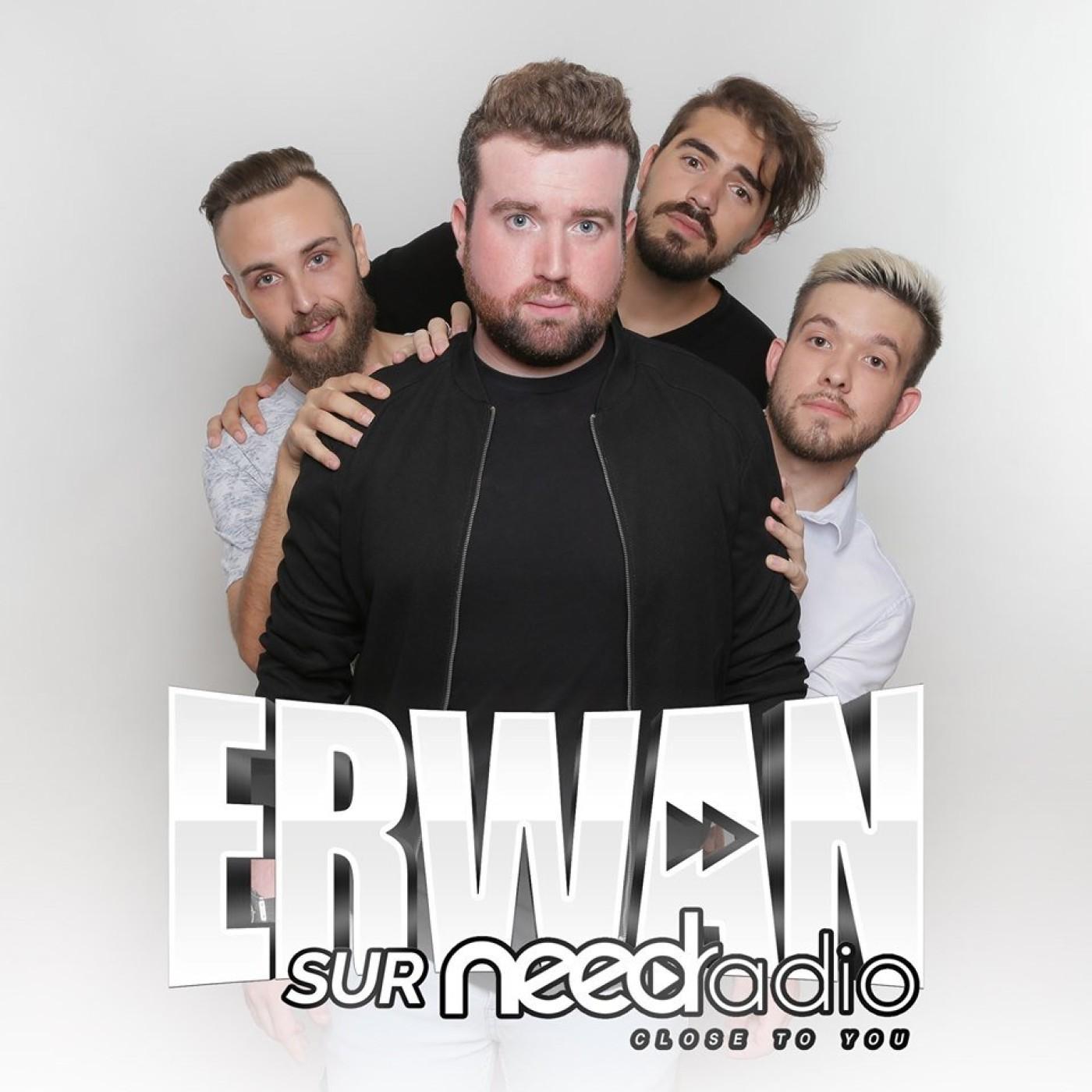 Erwan sur NEED Radio S2 #8 (AVEC GREG GUILLOTIN & KREEZY R) (01/12/19)