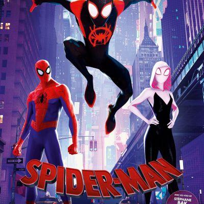 image CRITIQUE DU FILM SPIDER-MAN : NEW GENERATION | Ciné Parler #32