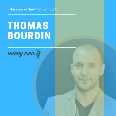 # Interview 08 : Thomas Bourdin, le pro du réseautage d'affaire cover