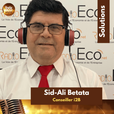 Sid-Ali Betata I Algeria INVEST by i2B cover