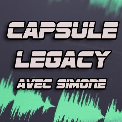 Capsule Legacy - Avec Simone cover
