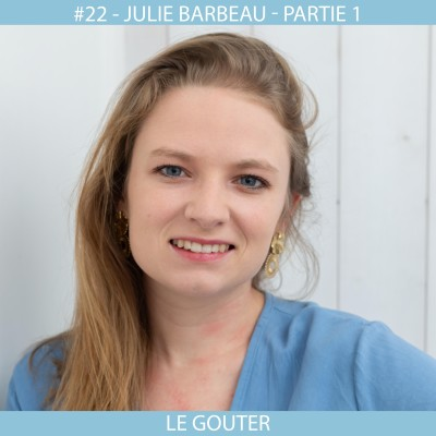#22 - Julie Barbeau Part 1 cover