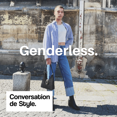 Street Style #20 - Le look genderless de Sacha cover