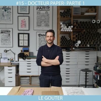 #15 - Docteur Paper  Part 1 cover