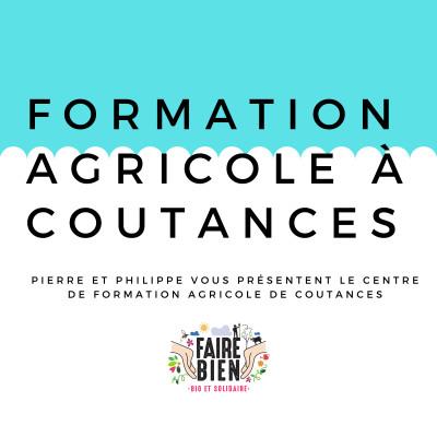[Formation agricole à Coutances] Philippe et Pierre présentent le centre de formation agricole de Coutances cover