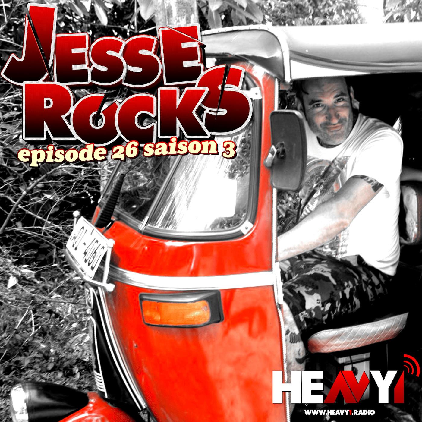 Jesse Rocks #26 Saison 3