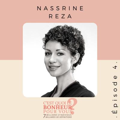 Épisode 4 - Nassrine Reza cover