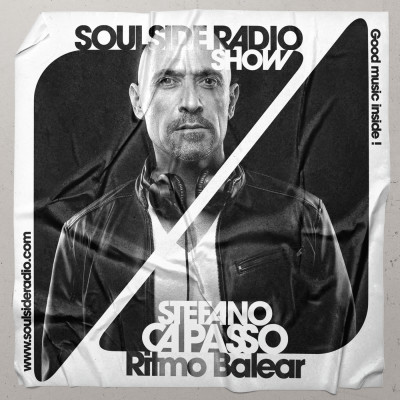 Stefano Capasso - Ritmo Balear EP.02 | Exclusive Radio show | Paris cover