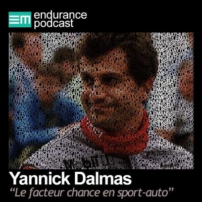 Yannick Dalmas - La chance dans le sport-automobile cover