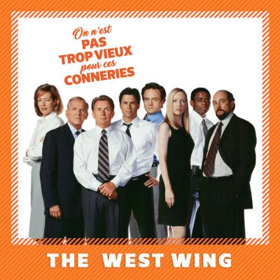 The West Wing - À la Maison Blanche (2001) cover