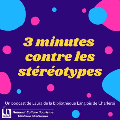 3 minutes contre les stéréotypes de genre cover
