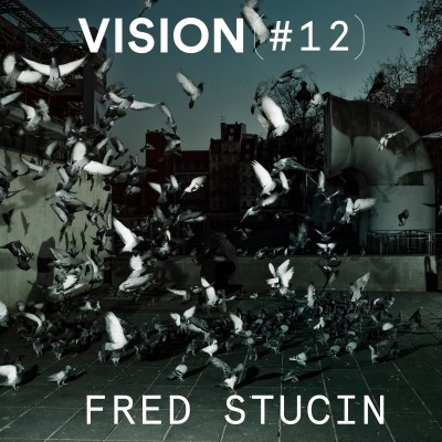 VISION #12 - FRED STUCIN cover
