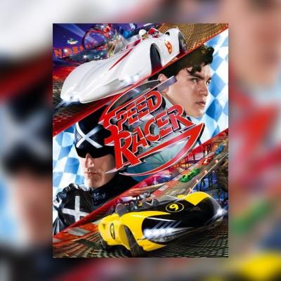 #78 Speed Racer -Julien Abadie cover