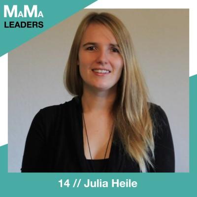 14. Julia Heile über Elternfernreisen, gleichberechtigte Elternschaft und Miracle Morning cover