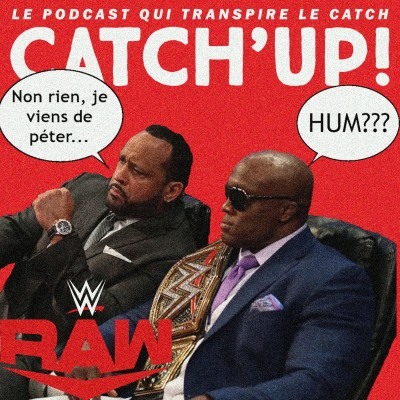 Catch'up! WWE Raw du 26 avril 2021 — Hurt Business rules cover