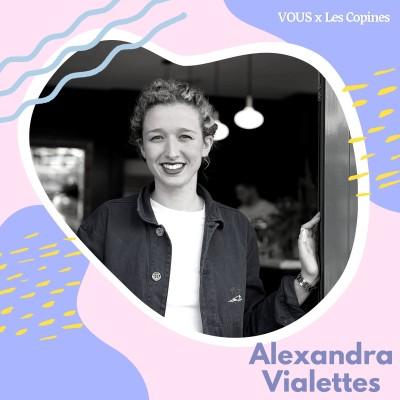 #17 LES COPINES - Alexandra Vialettes, propriétaire de la Brasserie Max cover