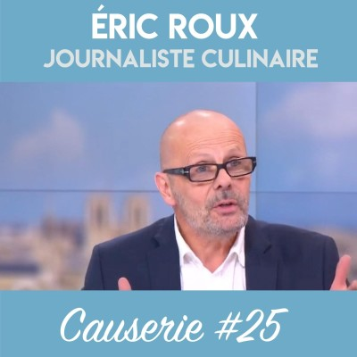 On Cause De #25 : Éric Roux cover