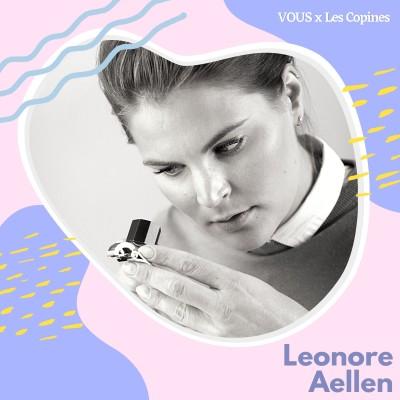 #19 LES COPINES - Léonore Aellen, catalogueuse en haute joaillerie chez Sotheby's cover