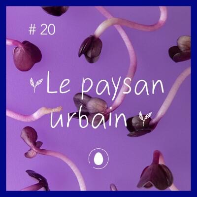 #20 Le Paysan Urbain cover